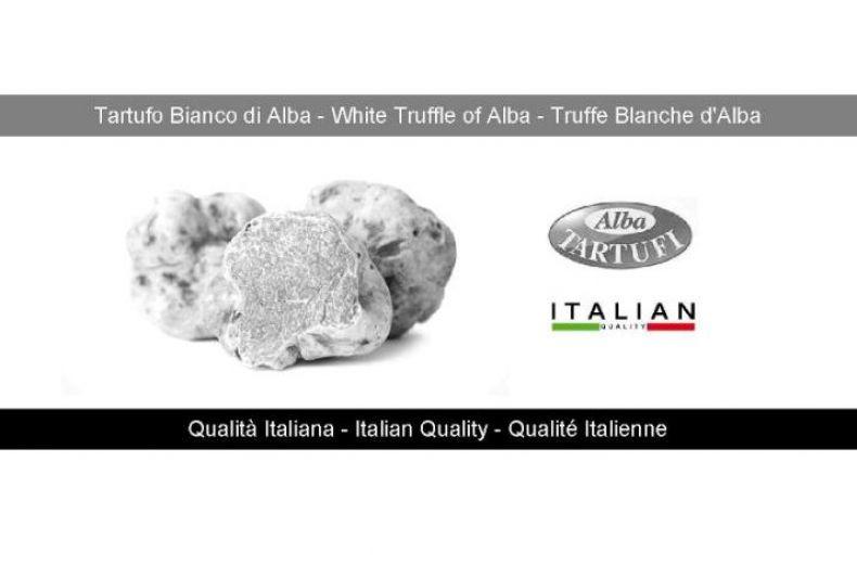 Alba Tartufi Italian Quality 1