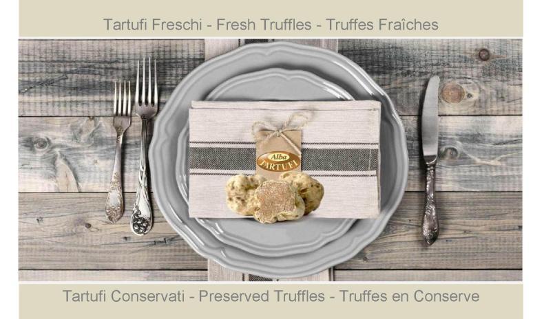 The AlbaTartufi Products;