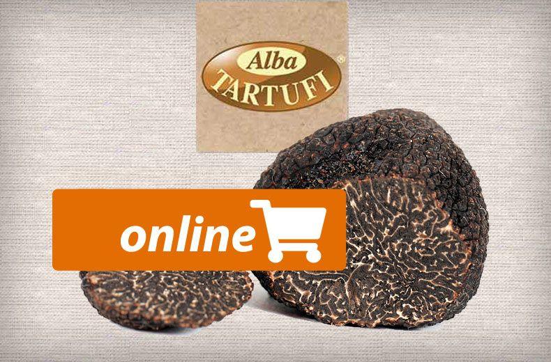 Tartufo Nero Black Truffle Truffe Noire Alba Tartufi Online