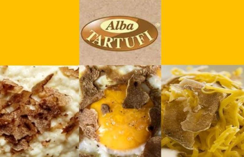Alba Tartufi - Ricette