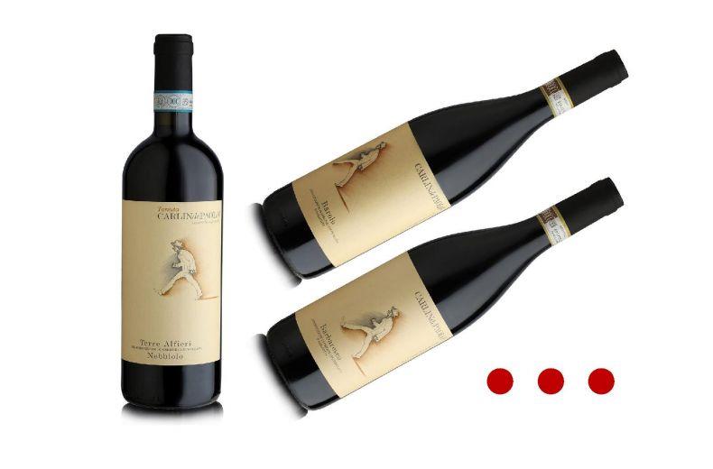 Vini Pregiati Del Piemonte Carlin De Paolo E Alba Tartufi